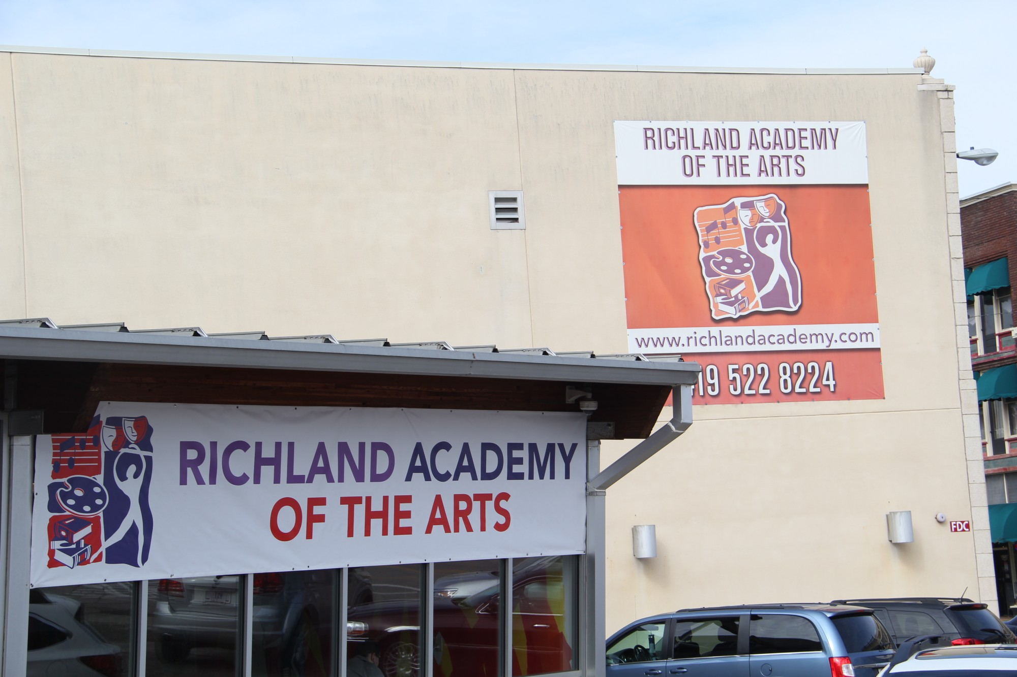 Richland Academy of the Arts Receives Generous Gift for $226,802
